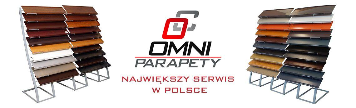 parapety pcv